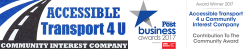 Accessible Transport 4 U logo